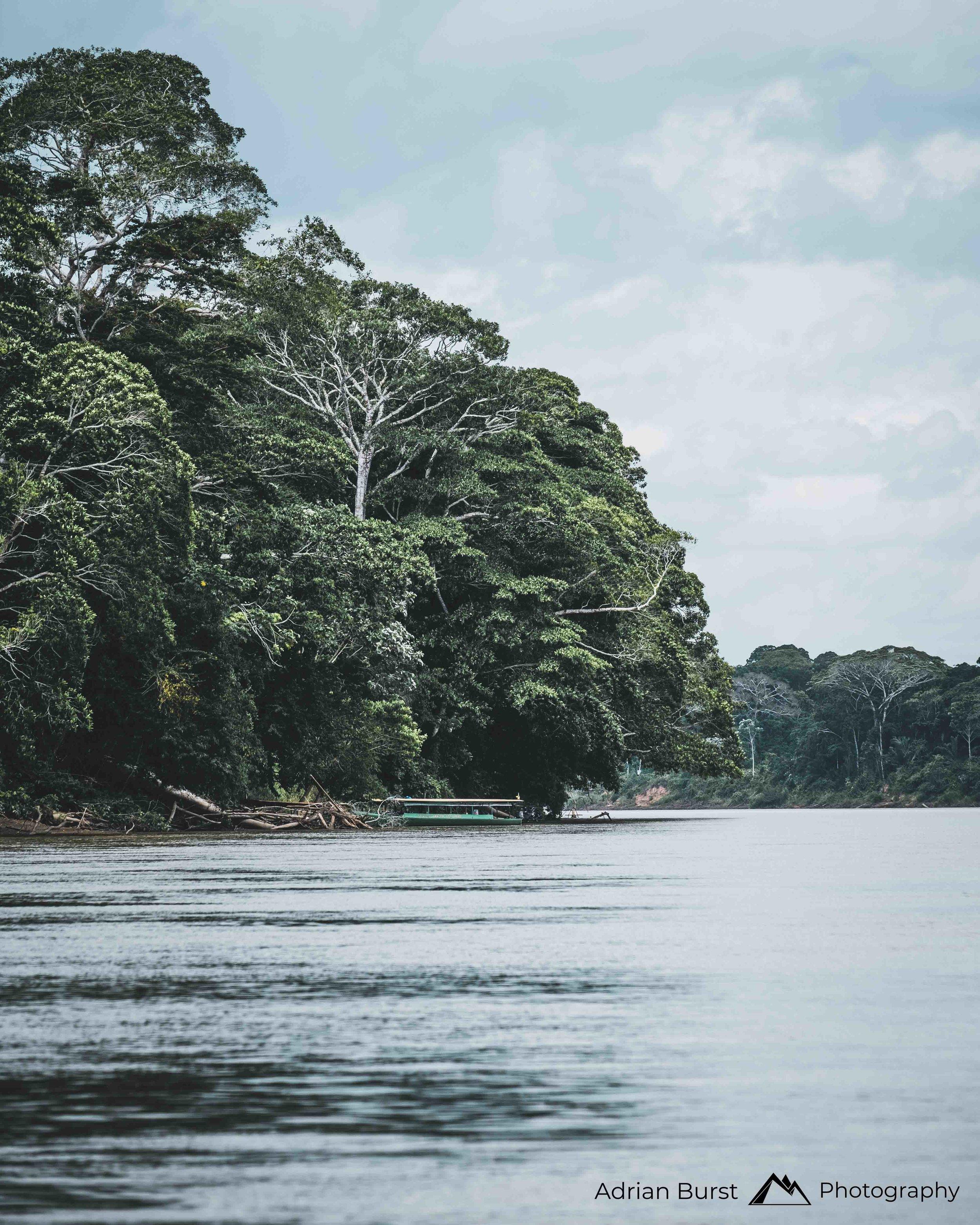 158 | Madre de Dios river