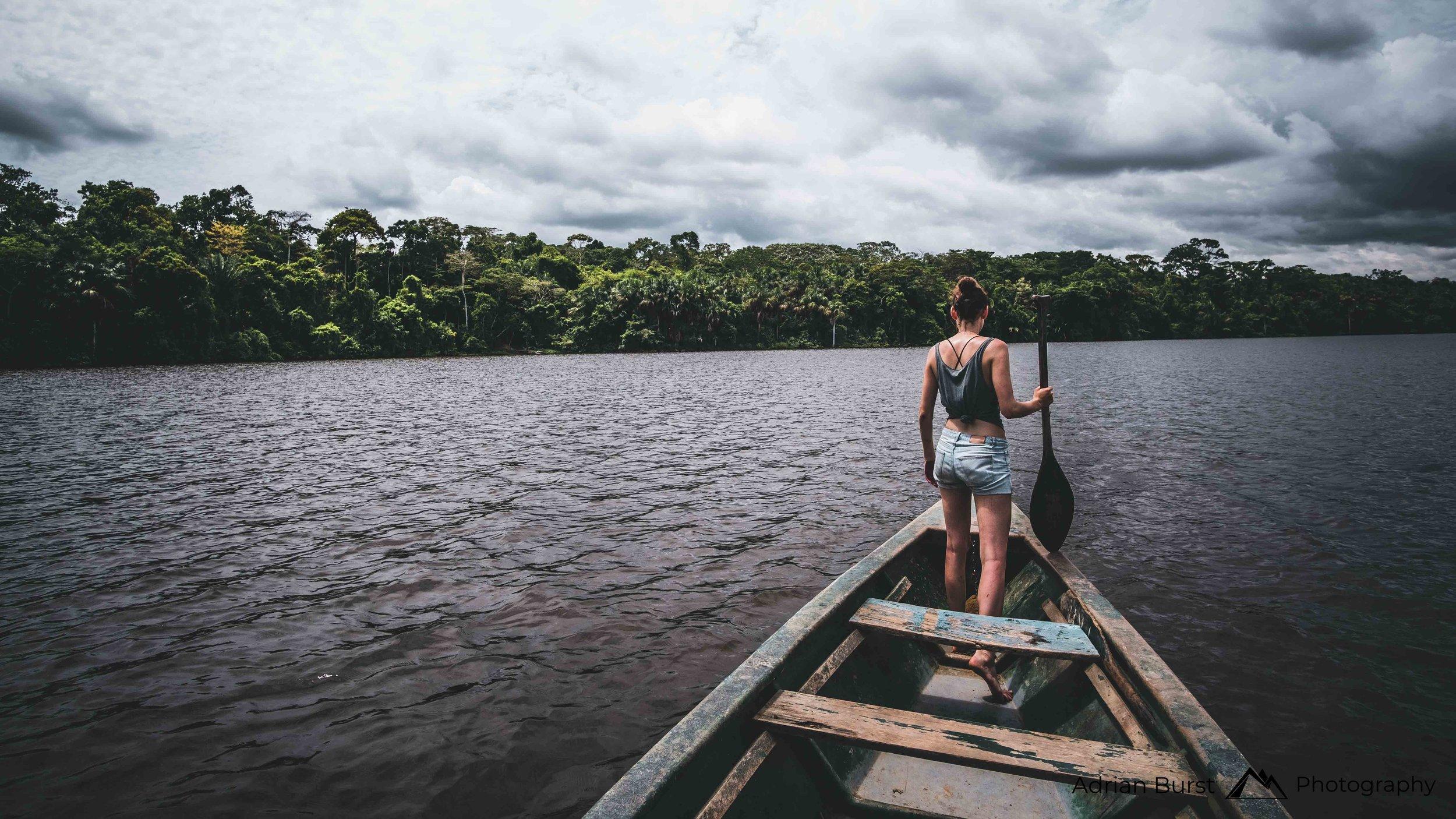 169 | Lake Sandoval, Tambopata national reserve