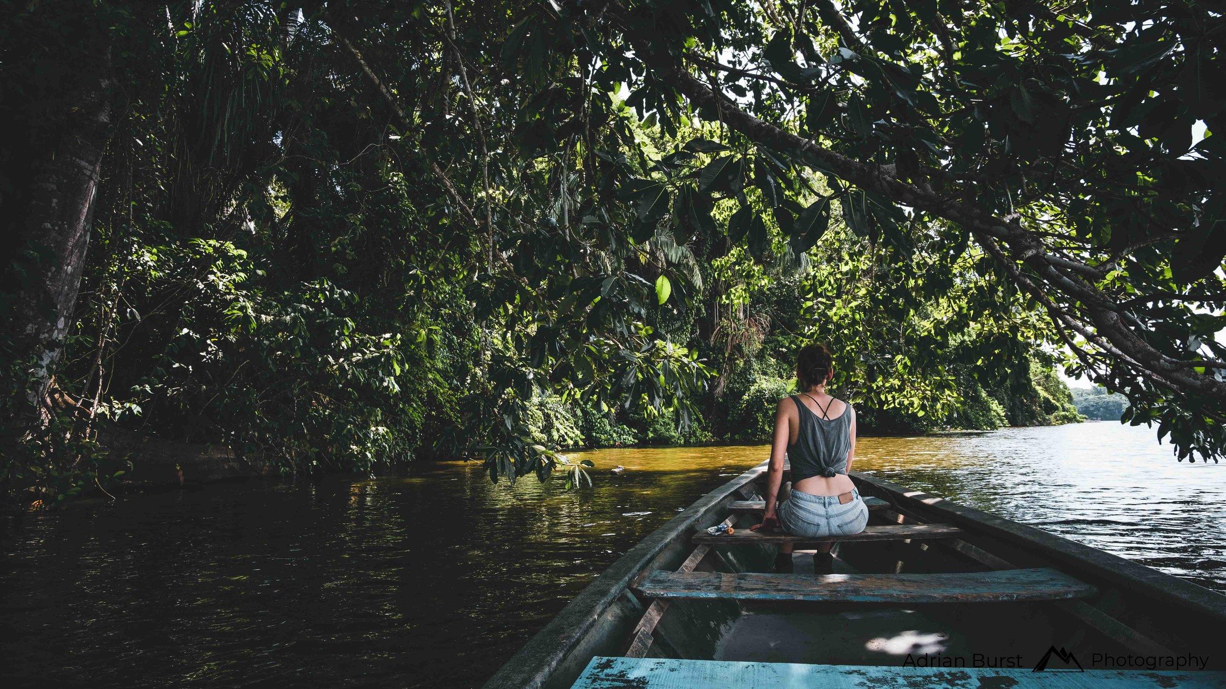 171 | Lake Sandoval, Tambopata national reserve