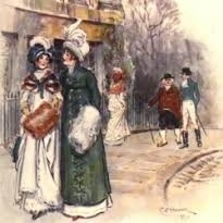 "Courtship in ""Northanger Abbey"""
