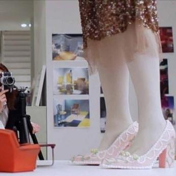 Visual Pleasure and Lena Dunham