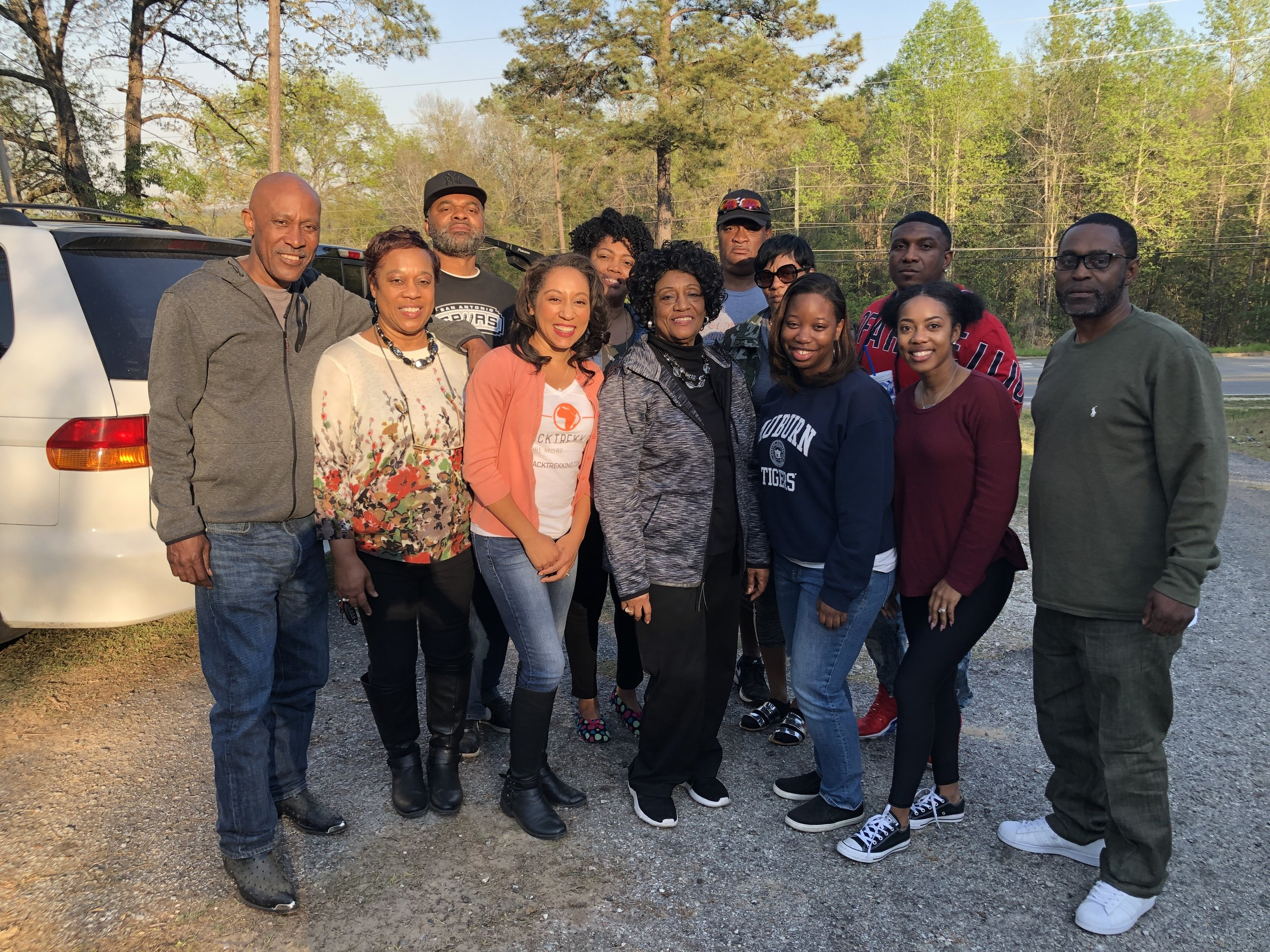 My Alabama cousins- the Menifees