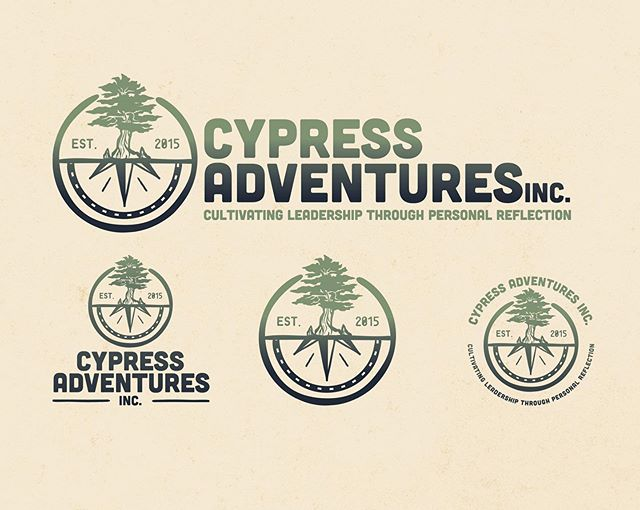 Recent face lift we did for our good friends over at @cypressadventures ✌🏻🌳 . . . . #fangandclawstudio #hartsvillesc #experiencehartsville #cypressadventures #nonprofit #nonprofitdesign #graphicdesign #logodesigner #adobeillustrator #adobedraw #procreate #procreateillustration #illustration #treeillustration #cypress #adventurers #distressedunrest