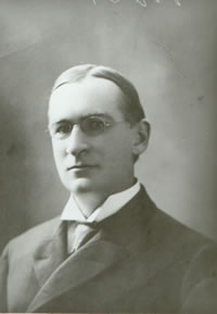 Albert A. Reed (Photo Courtesy of the Carnegie Branch Library, Boulder Historical Society Collection)