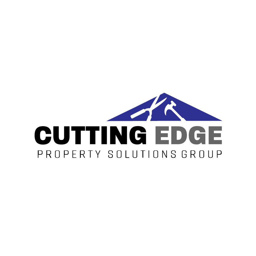 Cutting Edge Property Solutions Group Logo Design