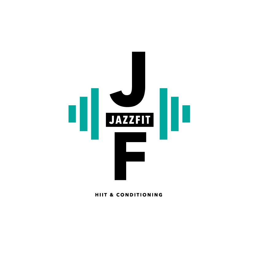 JazzFIT Logo Design