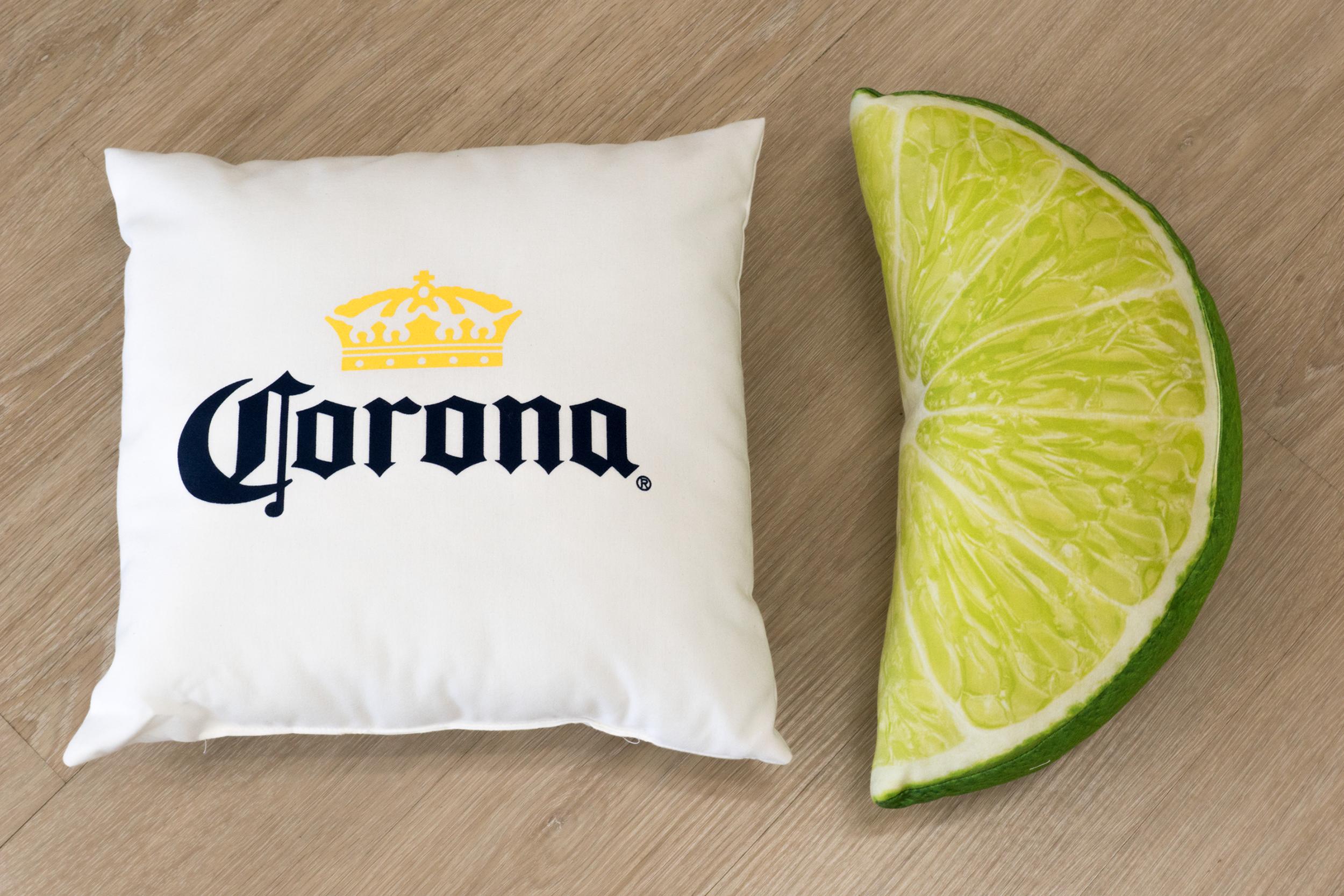 Corona Pillows