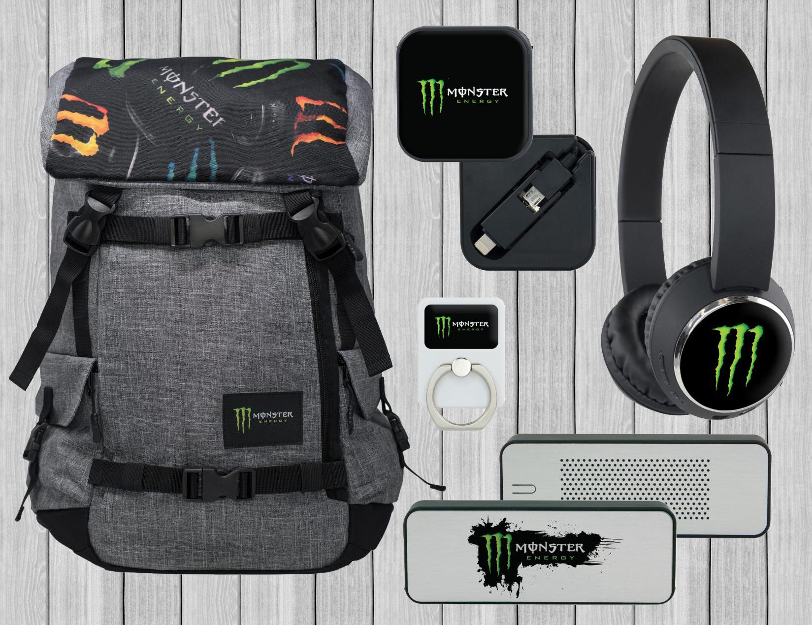 Monster Welcome Kit