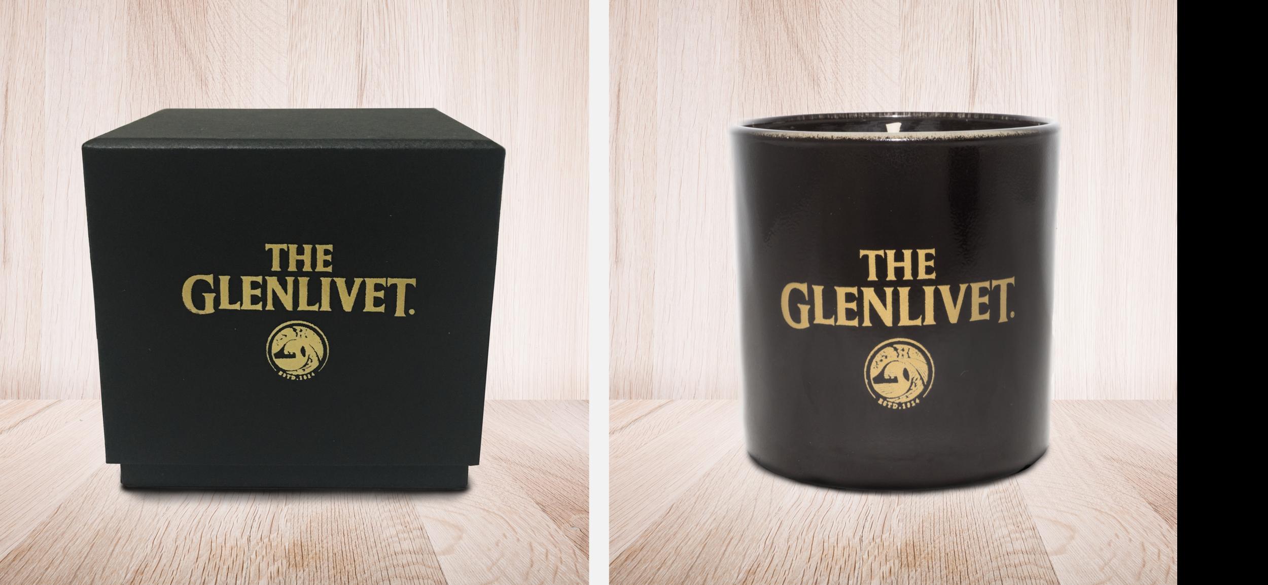 Glenlevit Candle
