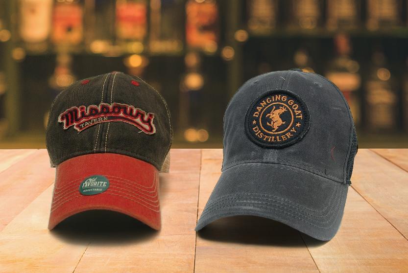 Travis Hasse Distillery Caps