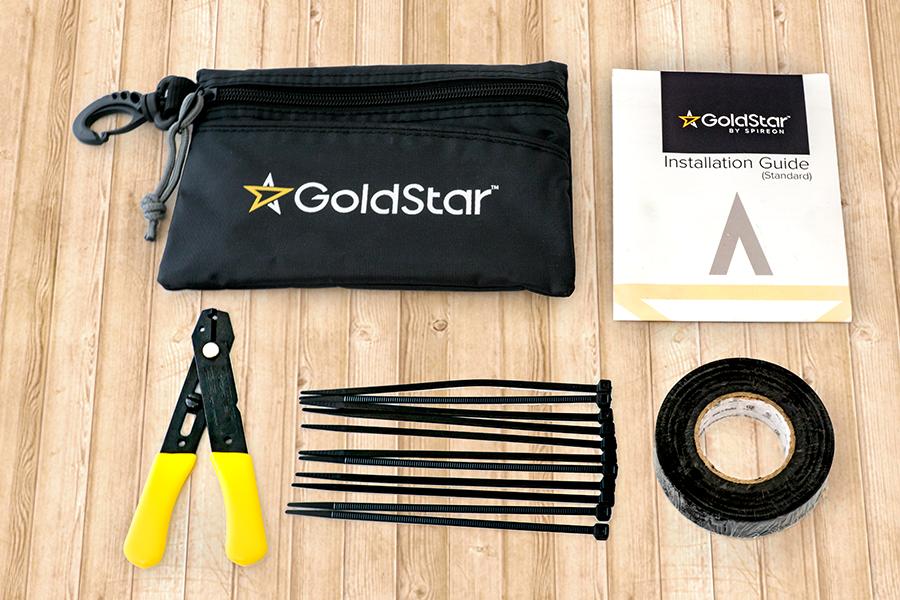 Glodstar Install Kit