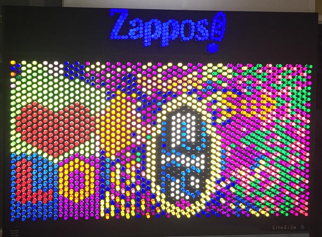 Litezilla—Zappos