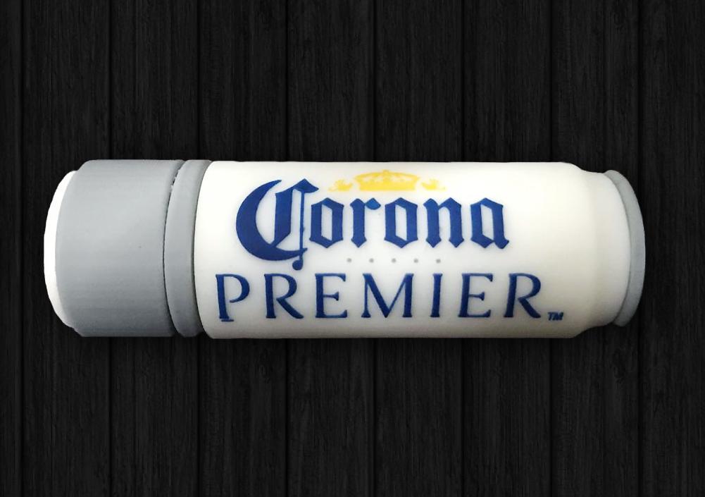 Corona Can Custom USB