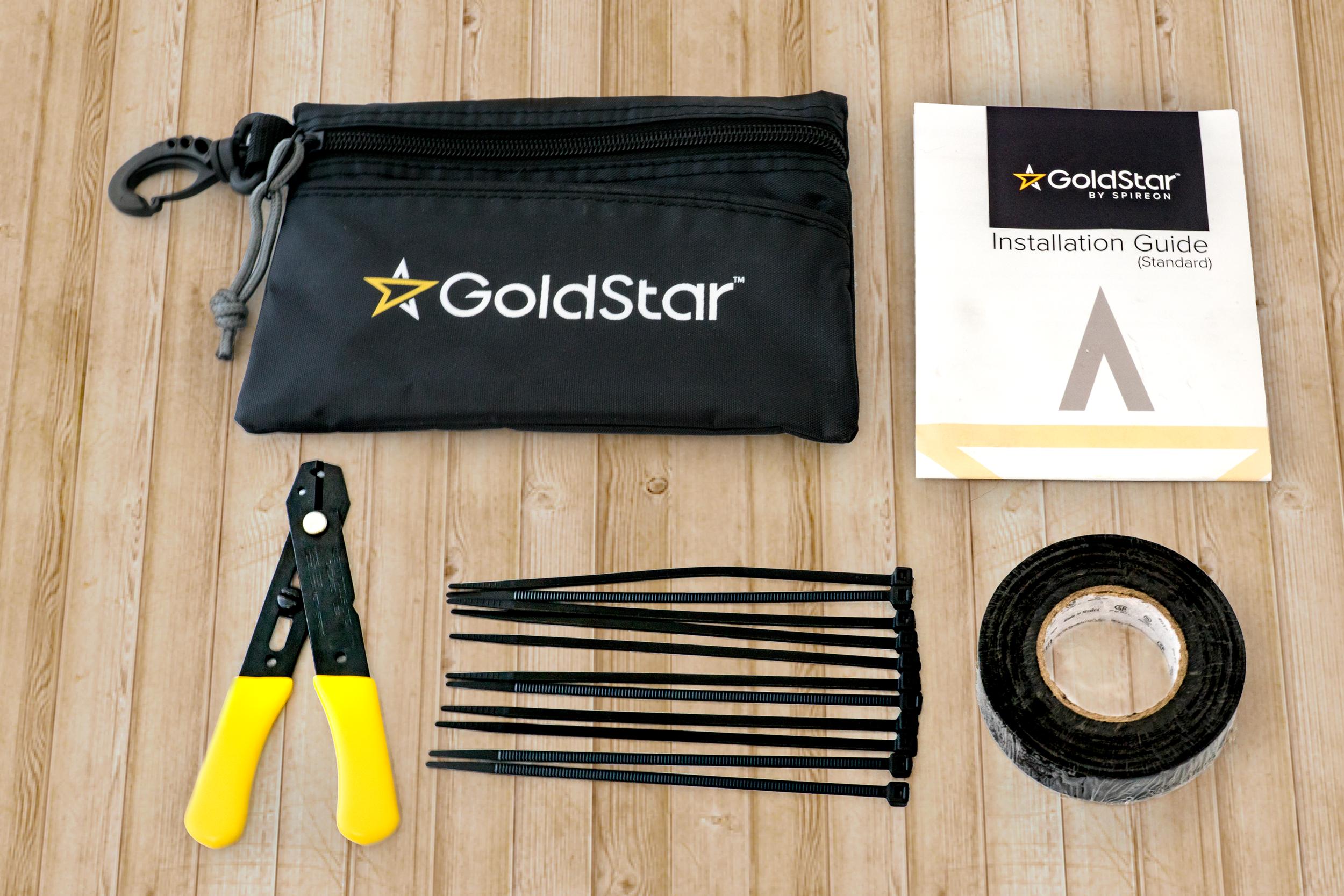 Goldstar Install Kit