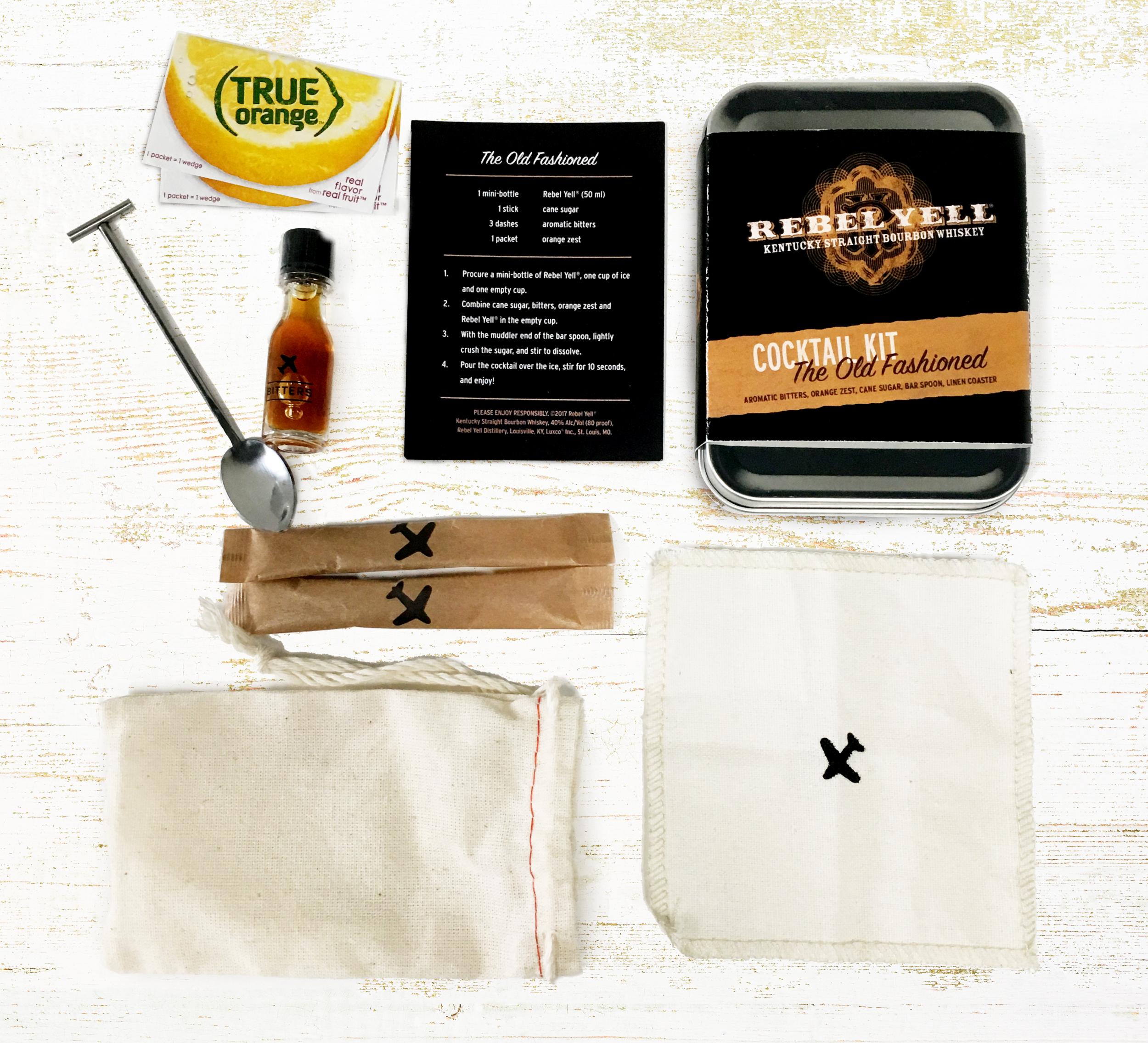 Rebel Yell Cocktail Kit