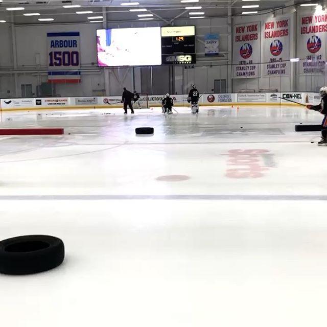 Training Camp in full swing #fbhockey #ferrarobrothershockey  #trainingcamp #letsgo