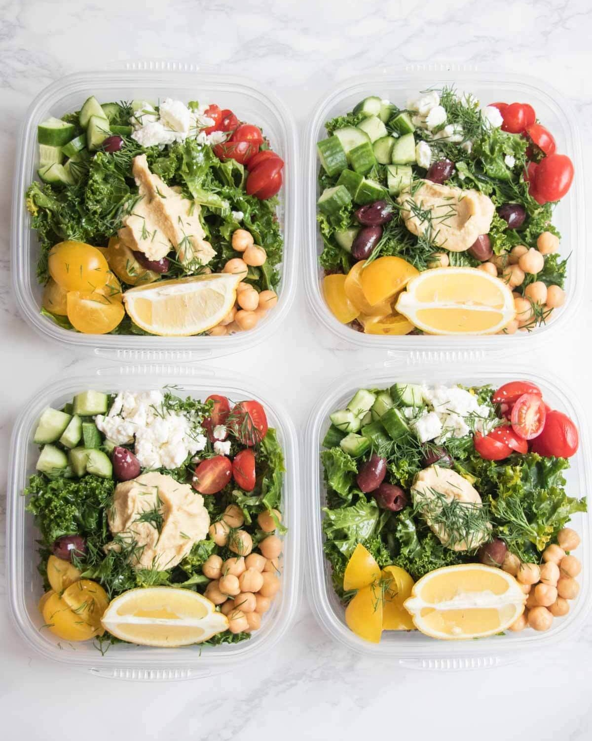 Get Preppin' - planning, preparing and packaging your meals