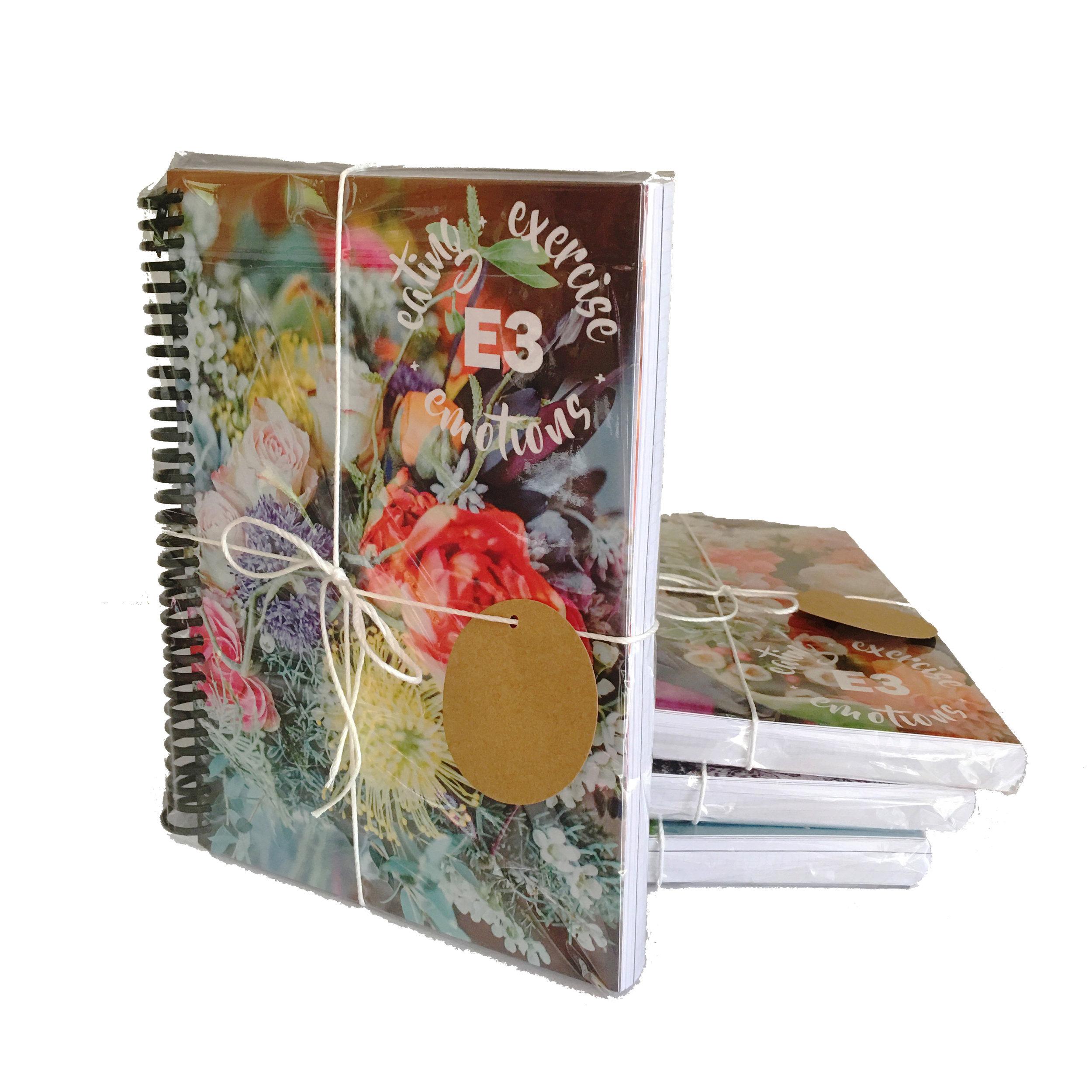 wellbeing journals - $35