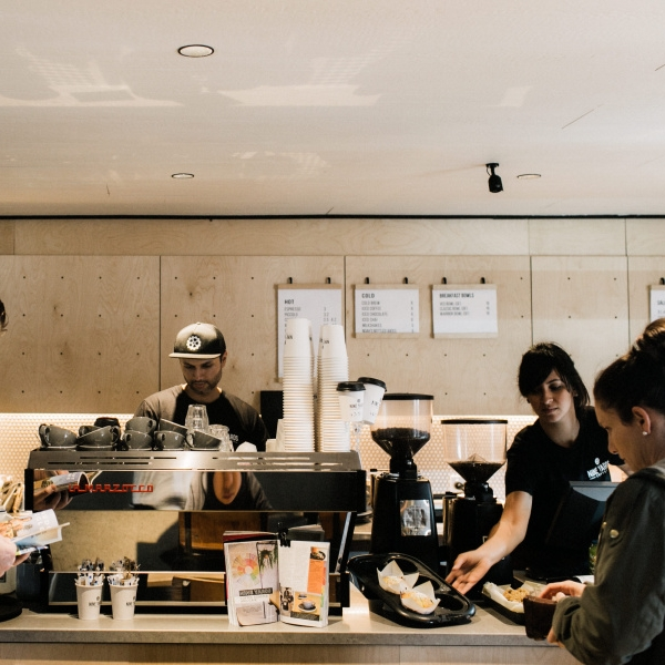 Nine Yards Coffee   11 Green St, Brookvale