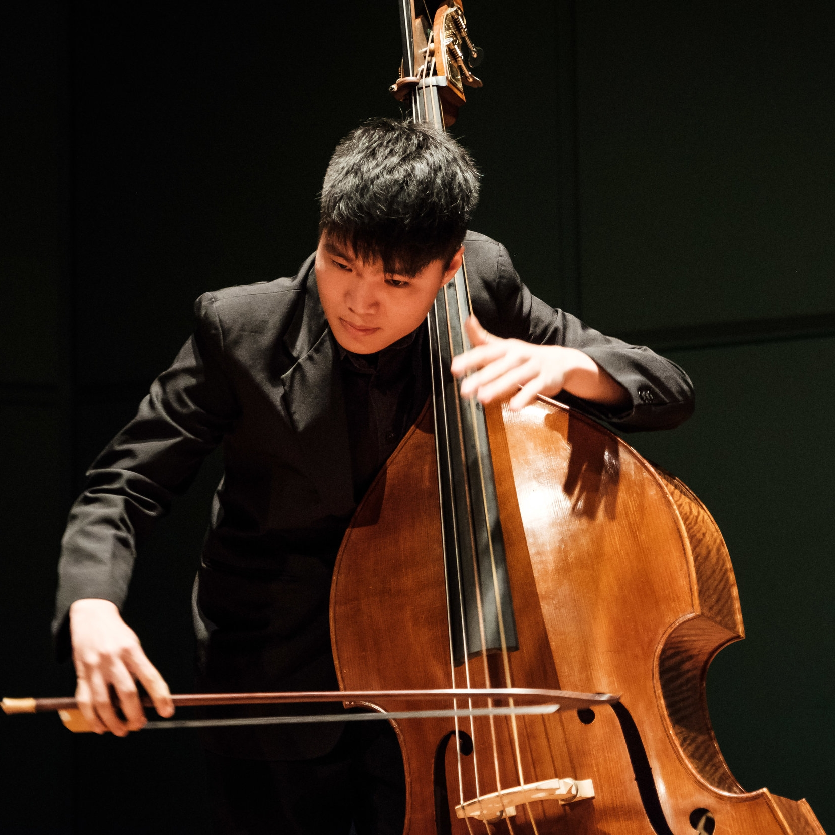 Edmund SONG - Double Bass