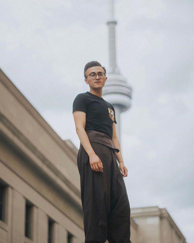 Zen in Toronto #zenpantsclub