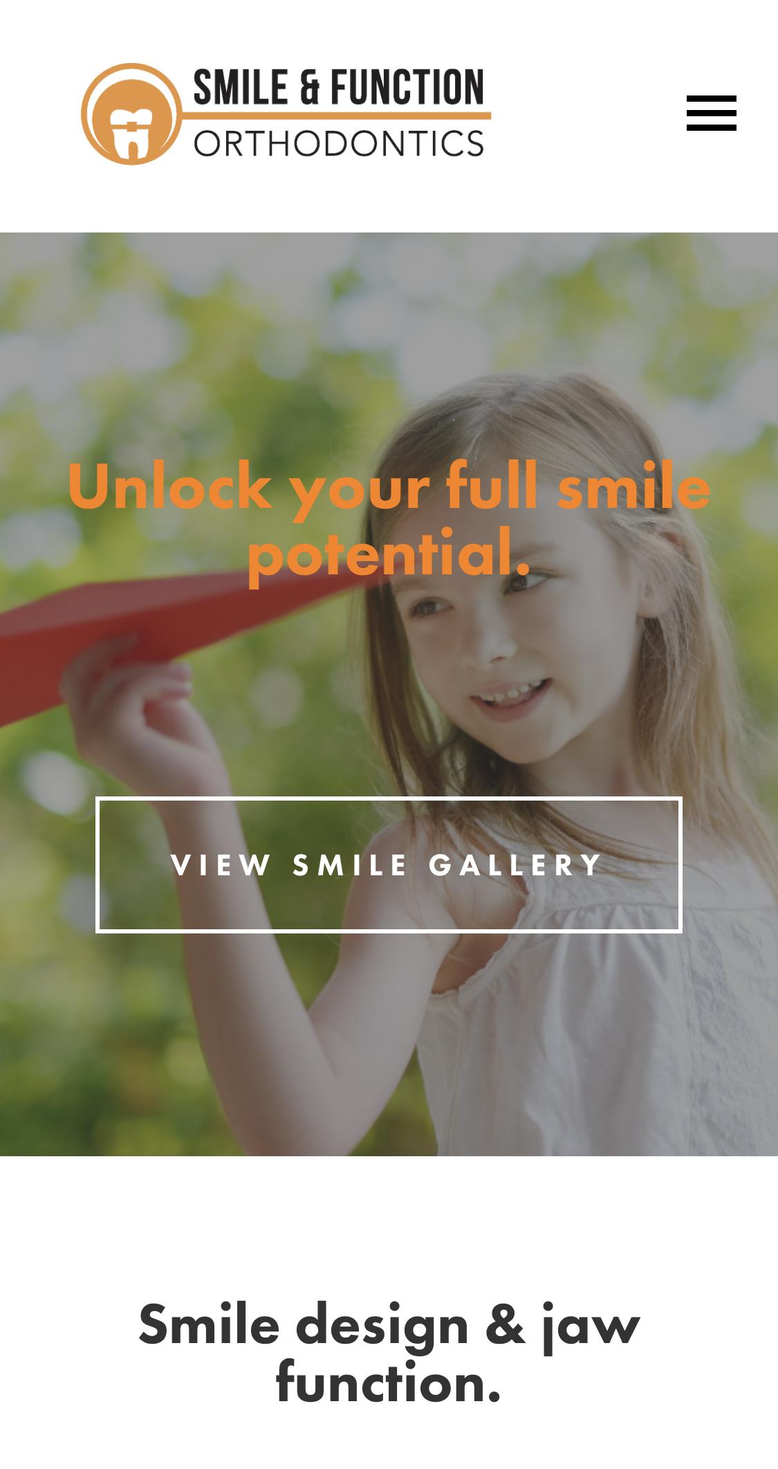 Smile & Function Orthodontics
