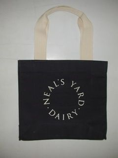 Neal's Yard Diary Black Bag - front view.jpg