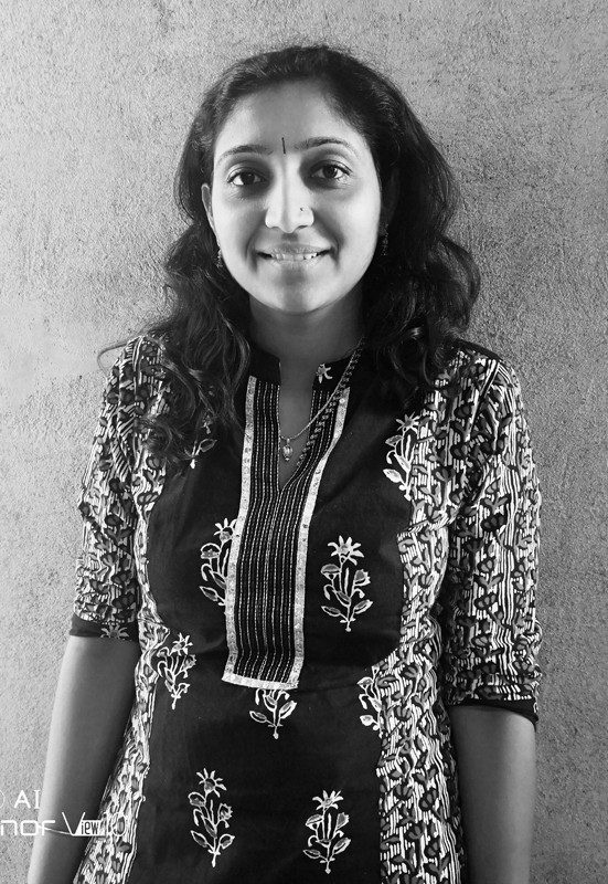 Shubha Shree  Merchandiser  Shuba is a young mother and her favourite things include bowling, listening to music, and travelling.