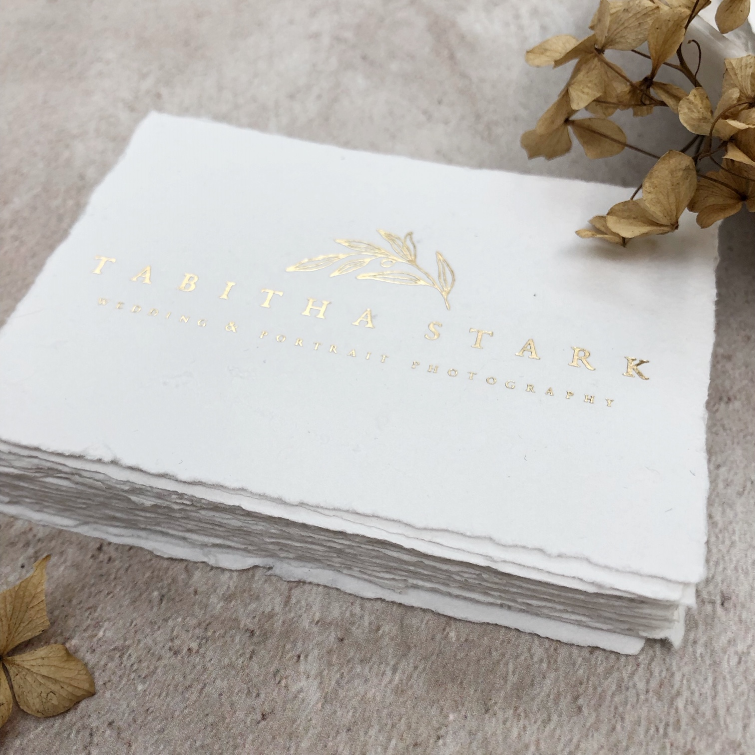 MollyAndTom_Packaging_Luxury_OnlineStore_Foiled_Business_Cards