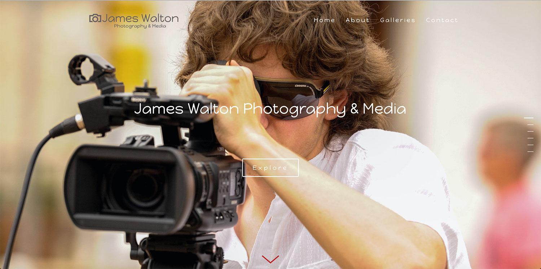 - James Walton Photography & Media