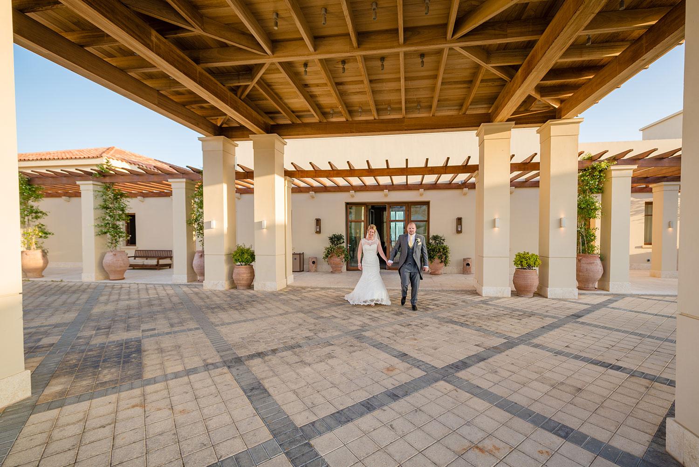 Elea-Estate---wedding-couple---entrance-to-clubhouse.jpg