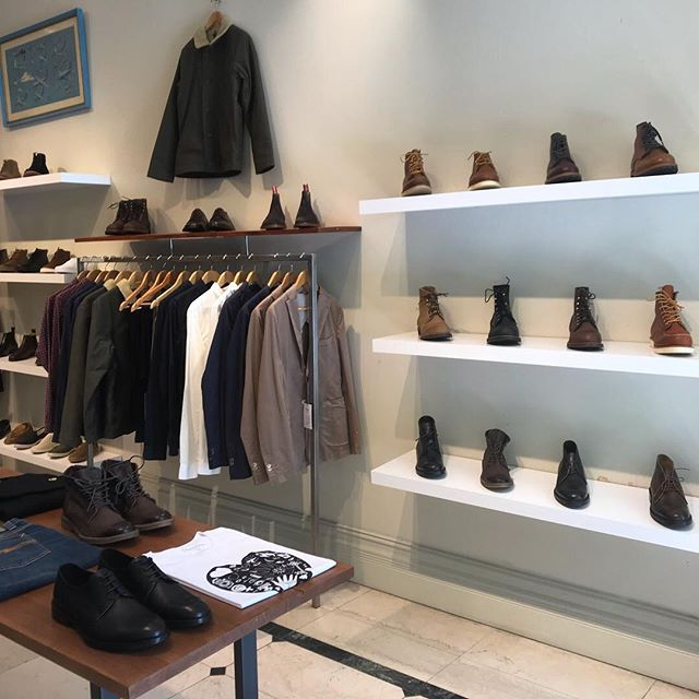 FOR ALL your men's clothing and footwear needs, look no further than @gingersprovidence #kingstreetperth