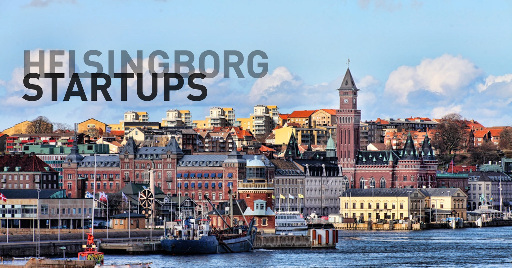 Join Helsingborg startups - The grassroots startup initiative launched by the startup community in 2015.