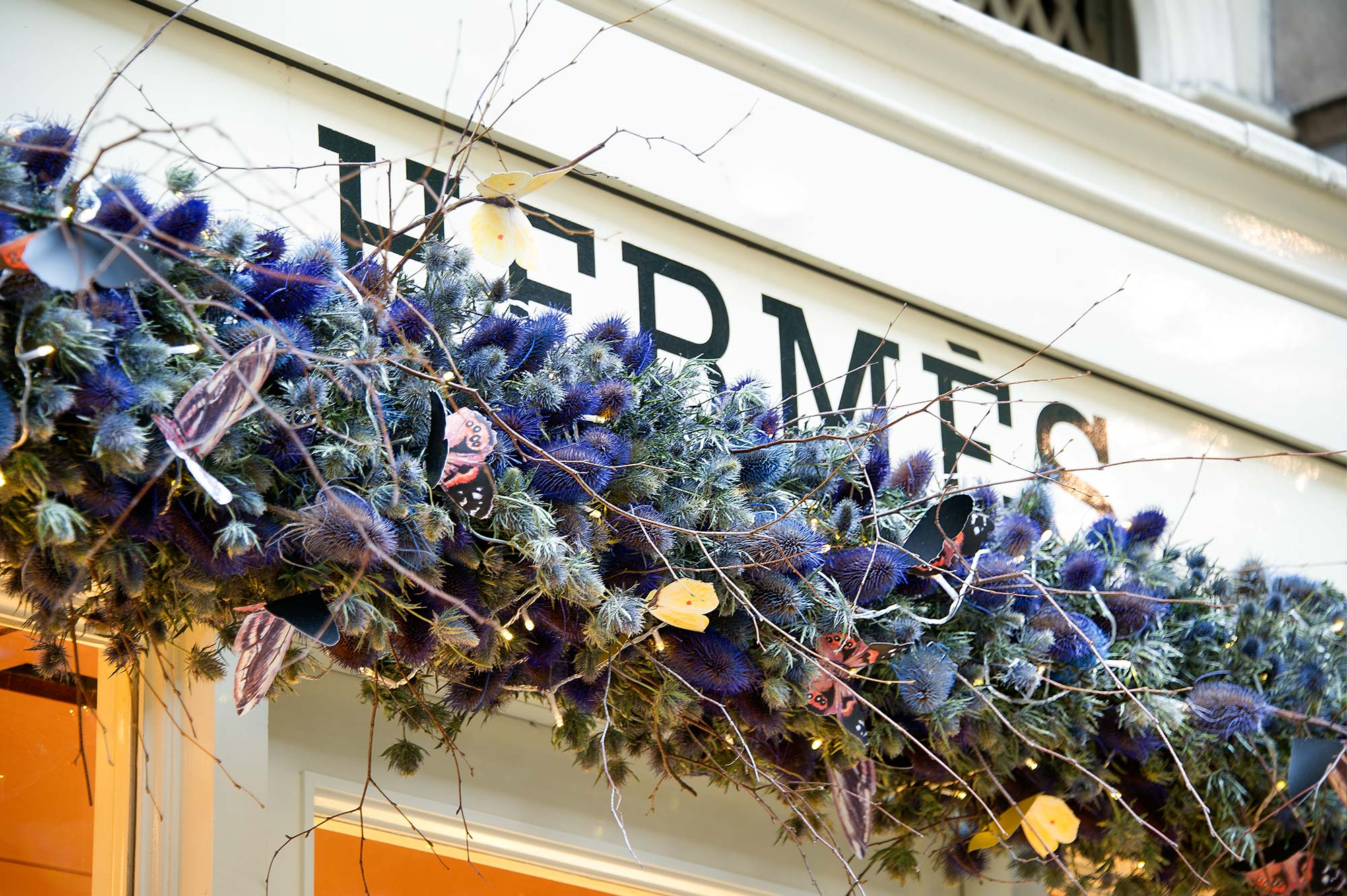 HERMES LONDON STORES
