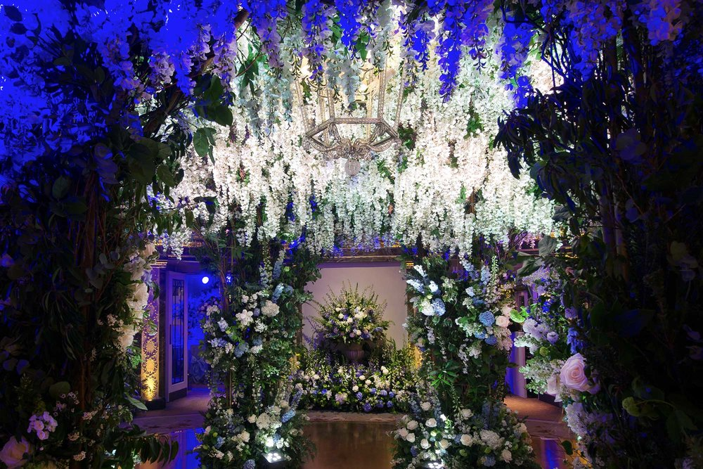 SECRET GARDEN AT THE DORCHESTER