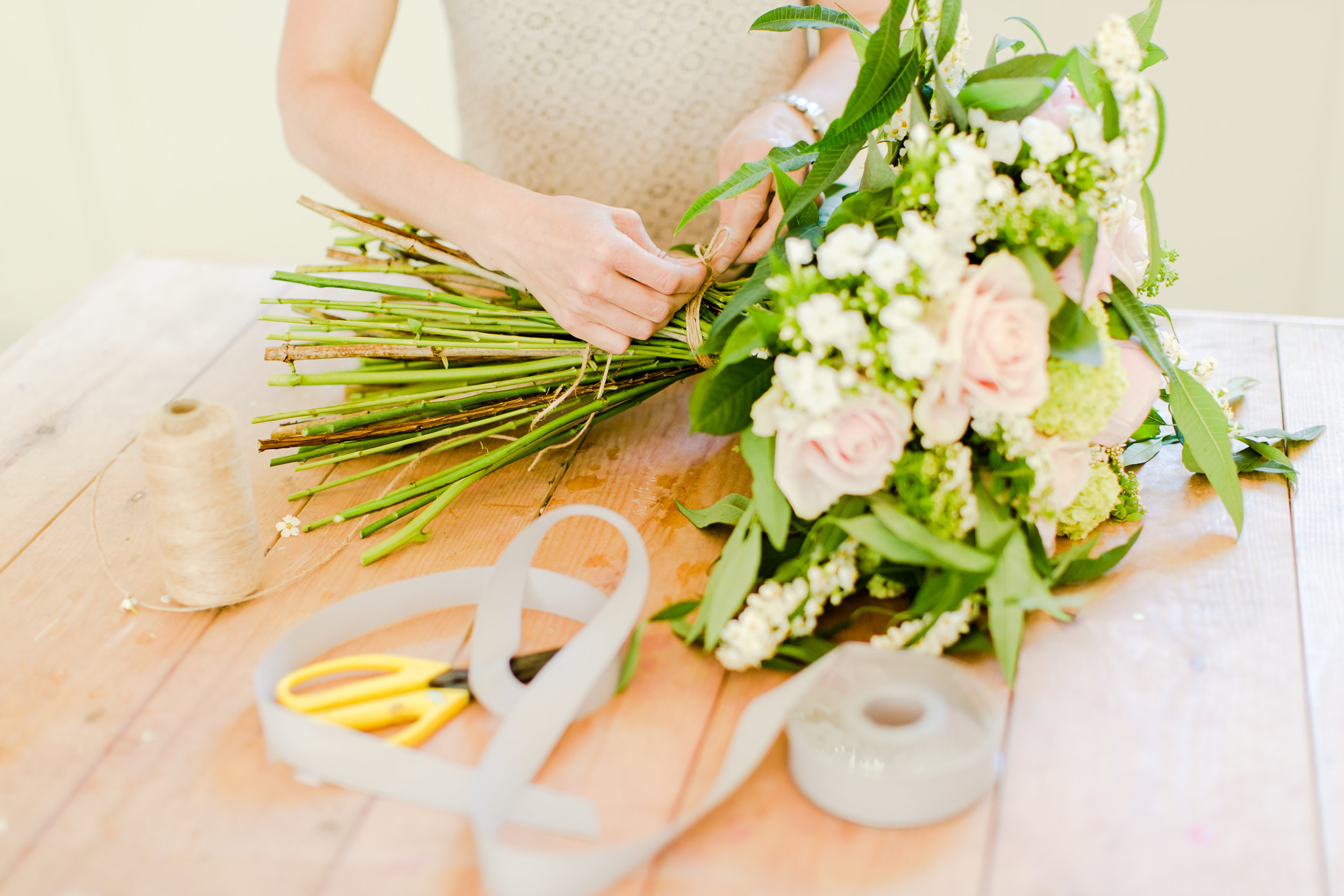 FLOWER SCHOOL COURSES OVERVIEW -