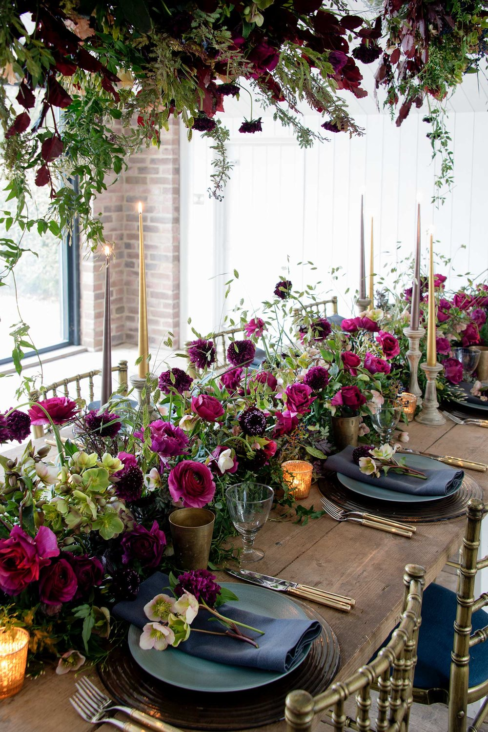 ADVANCED PROFESSIONAL EVENT FLORISTRY - 1 WEEK COURSE
