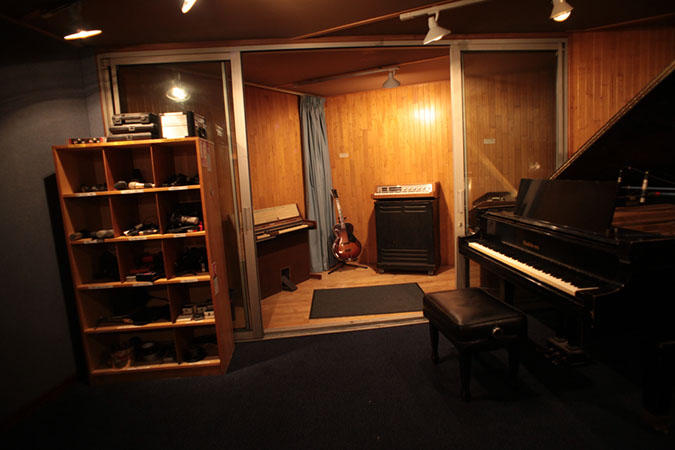 Studio 1 - Photography. Westland Studios. Triangle Room.  Music. Dublin, Ireland