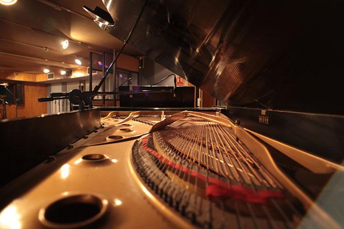Studio 1 - Photography. Westland Studios. Baldwin Grand Piano. Music. Dublin, Ireland