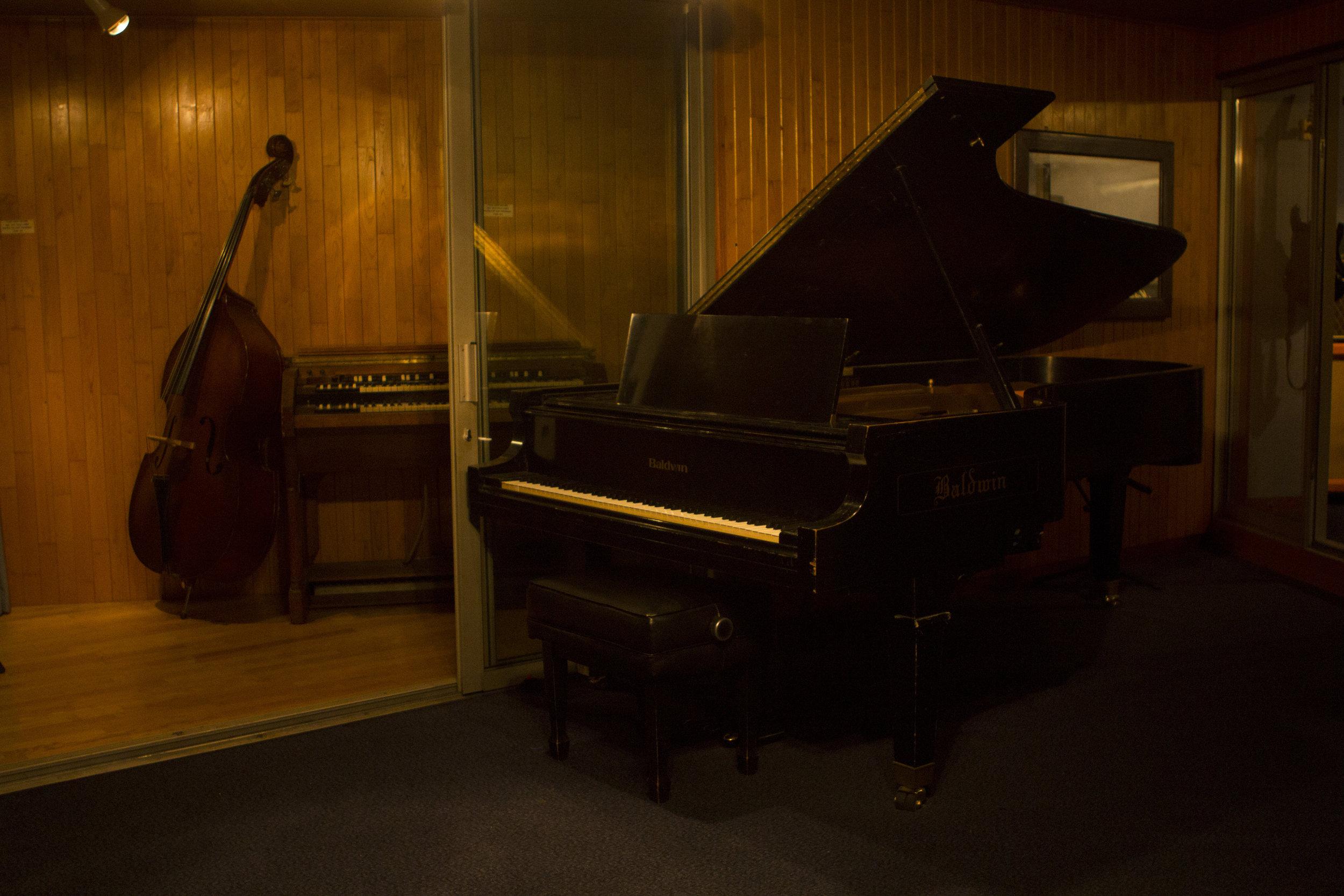 Photography. Westland Studios. Music. Dublin, Ireland
