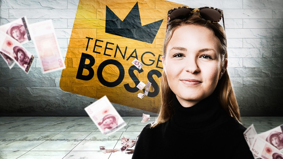 Teenage Boss / NRK