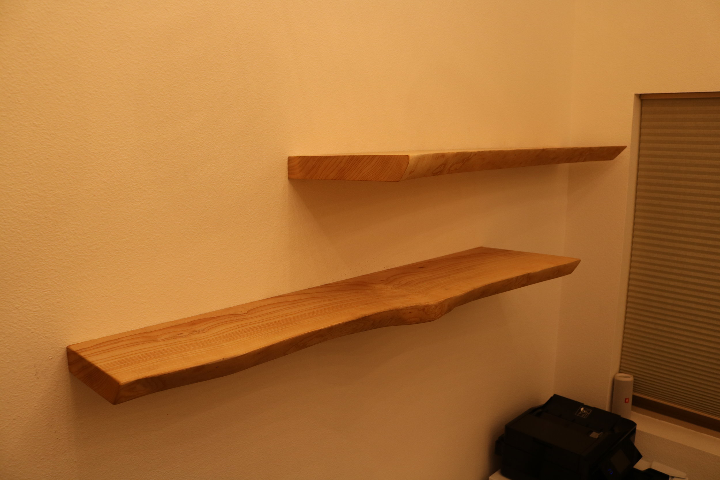 live edge floating shelves JPG
