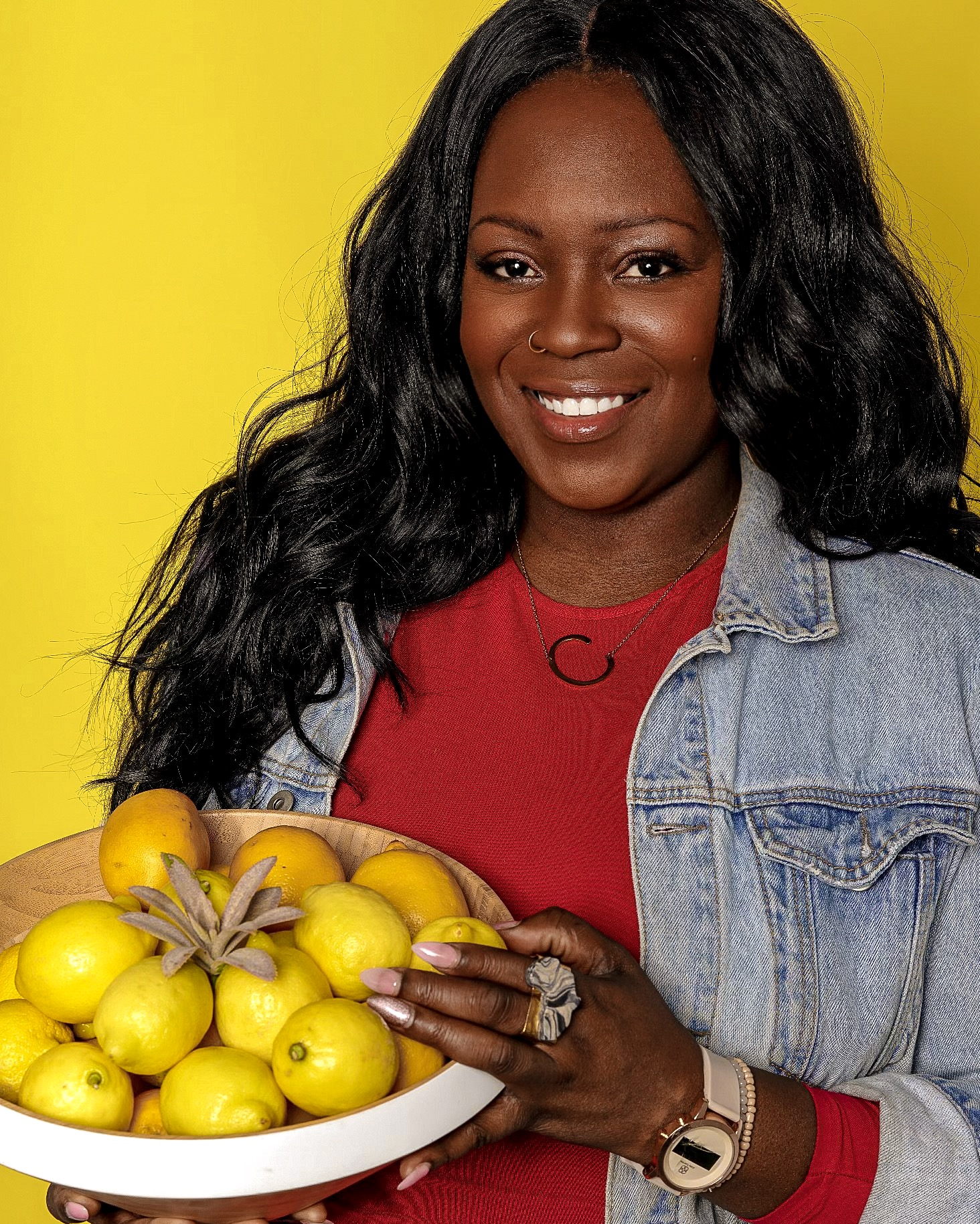 "CARLEEN GOODRIDGE - Owner of Le MONADEWhen life gives you lemons, you make Le MONADE! No one knows this quite like local entrepreneur, Carleen Goodridge. Originally from Staten Island, Carleen moved to Baltimore City determined to make her way. ""Being in business in Baltimore keeps me accountable. That accountability inspires me to continue seeking opportunities that grant me access, access I share with my community,"" shared Goodridge. Just three years later, Le MONADE is a flourishing lifestyle brand providing a wide array of tasty treats, eats and experiences. Checkout Carleen's AFRAM-inspired drinks in the video below!"