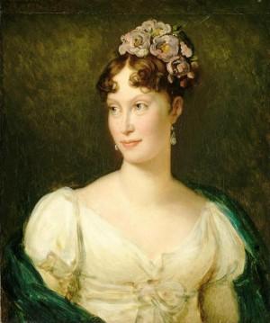 Marie-Louise d'Autriche (1791-1847) Épouse de Napoléon aux ordres de son père et impératrice réticente. Mère de l'Aiglon fils de Napoléon