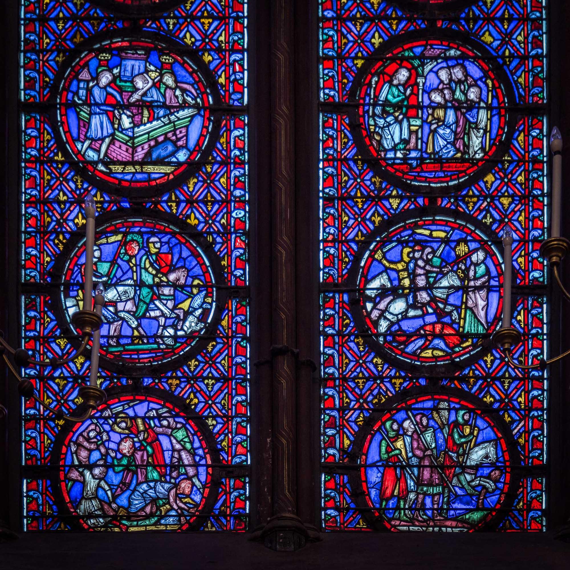 Arquitectura y vidrieras París - Estudio GALLARDO Fotografía