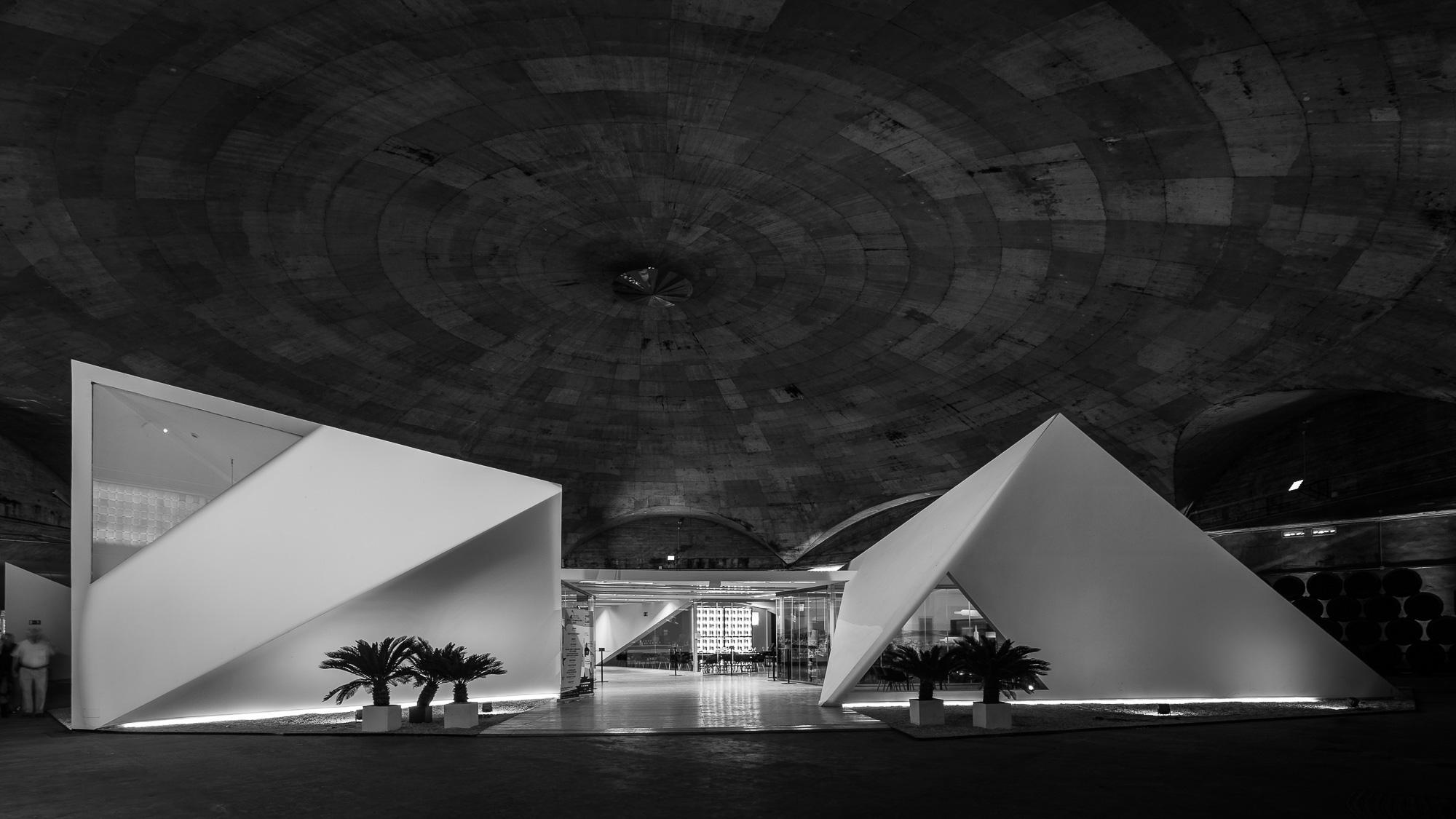 Arquitectura Gonzalez Byass - Estudio GALLARDO Fotografía