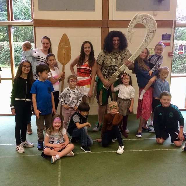 Lots of fun and a visit from Maui and Moana at the WDCS event yesterday ✨ facehttps://www.worcdcs.org