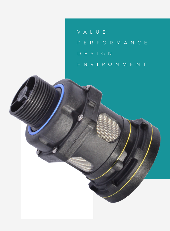 PV-80-E - The revolutionary new pilot operated pressure/vacuum vent valve from Fairfax 3D Design. Designed to last, protect the environment and save you money