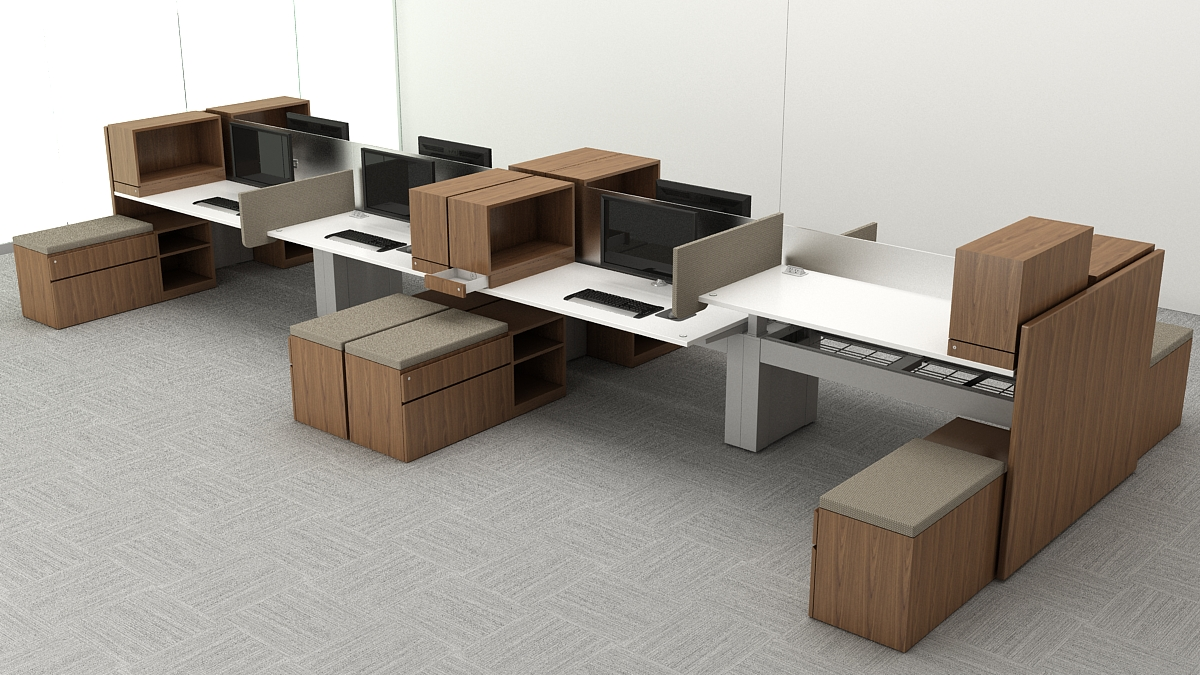 FORm_office Benching - click to discover