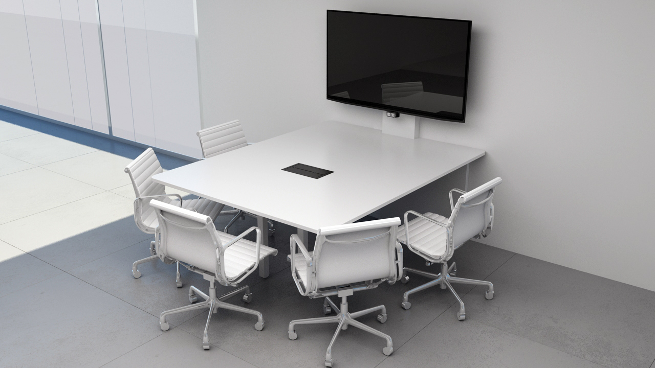 FORm_AV Huddle Table